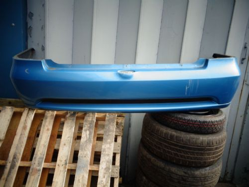 ASTRA COUPE / CABRIOLET REAR BUMPER IN BREEZE BLUE